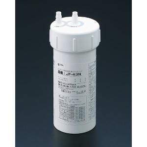 【送料無料】INAX 交換用浄水カートリッジ(ビルトイン型) JF-43N|promart
