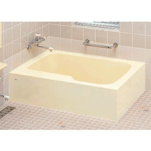 【送料無料】 INAX 浴槽バスタブ【ニュージーニアル】【1200サイズ】【2方半エプロン(埋込式)】【メーカー直送品】|promart