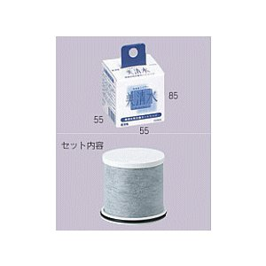 KVK 脱塩素シャワー(美清水)用カートリッジ(取替え用) PZ903 promart