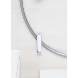 INAX シャワーホースフック メタル調 SHH-2/CH|promart