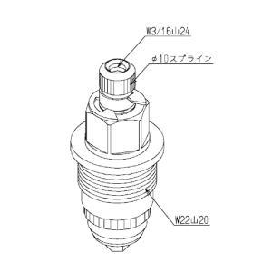 TOTO サーモバルブユニット TH5B0160 promart