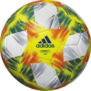 【4号球】 adidas(アディダス) コネクト19 キッズ 試合球レプリカ AF400 [サッカーボール]|pronakaspo