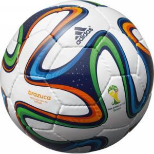 【フットサル・3号球】 adidas(アディダス) brazuca フットサル (ブラズーカ フットサル) ASF390 [フットサルボール・3号] 【支店在庫(H)】|pronakaspo