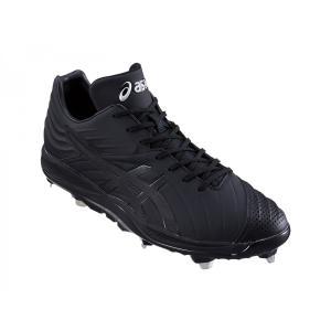 asics(アシックス) 野球スパイク アイスタンド SM (001)ブラック×ブラック 1121A002|pronakaspo
