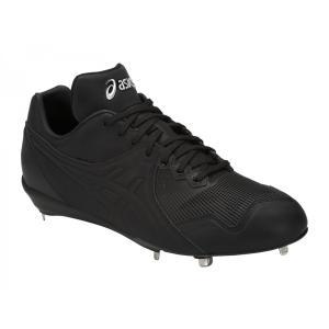asics(アシックス) 野球スパイク アイクイック MA (001)ブラック×ブラック 1121A005|pronakaspo