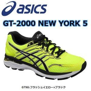 asics(アシックス) GT-2000 NEW YORK 5 (GT-2000 ニューヨーク 5) ランニングシューズ (0790) TJG946