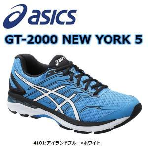 asics(アシックス) GT-2000 NEW YORK 5 (GT-2000 ニューヨーク 5) ランニングシューズ (4101) TJG946
