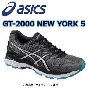 asics(アシックス) GT-2000 NEW YORK 5 (GT-2000 ニューヨーク 5) ランニングシューズ (9793) TJG946