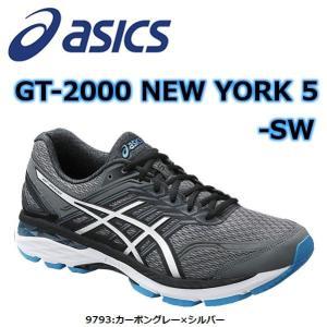 asics(アシックス) GT-2000 NEW YORK 5-SW (GT-2000 ニューヨーク 5 SW) ランニングシューズ (9793) TJG947