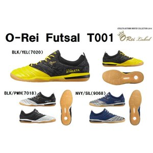 ATHLETA(アスレタ) O-Rei Futsal T001(インドア)【11002】 [フットサルシューズ] 【支店在庫(H)】|pronakaspo