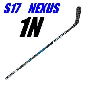 BAUER(バウアー)  S17 NEXUS 1N INT 60FLEX (ネクサス1N インター) アイスホッケー カーボンスティック|pronakaspo