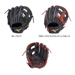 mizuno(ミズノ) ソフトボール用グラブ ベリフニ オールラウンド用 右投げ用 1AJGS18800|pronakaspo