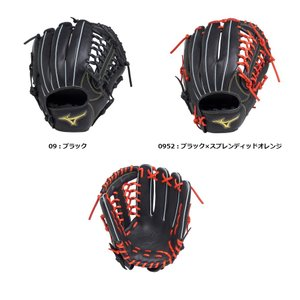 mizuno(ミズノ) ソフトボール用グラブ ベリフニ オールラウンド用 右投げ用 1AJGS18820|pronakaspo