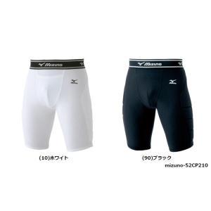 mizuno(ミズノ) スライディングパンツ(ルーズシルエット) ファウルカップ収納式 52CP210 [野球/スラパン]|pronakaspo