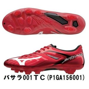 mizuno(ミズノ) サッカースパイク バサラ 001 TC (01) P1GA156001 【支店在庫(H)】|pronakaspo