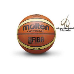 【6号球】molten(モルテン)  バスケットボール[検定球6号]  GL6 領収書発行中!|pronakaspo
