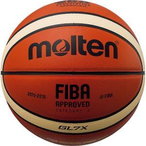 【NEW】 【7号球】 molten(モルテン)  バスケットボール[検定球7号]  BGL7X|pronakaspo