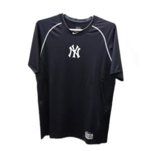 NIKE(ナイキ) MLB ヤンキース ラグラン S/S トップ (462) 549113|pronakaspo