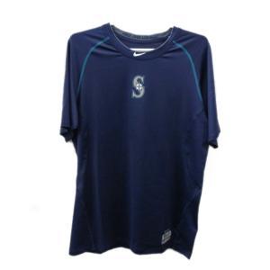 NIKE(ナイキ) MLB マリナーズ ラグラン S/S トップ (419) 549114|pronakaspo