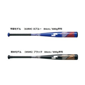 SSK(エスエスケイ) 一般軟式金属製バット ザ・プロフェッショナル TPN00117|pronakaspo