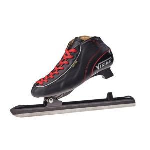 VIKING(バイキング) スピードスケート靴 ゴールド2005シルバースラップセット VS-2005S 『熱形成モデル』 pronakaspo