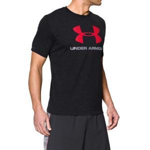 UNDER ARMOUR(アンダーアーマー) スポーツスタイルロゴTシャツ (001) 1257615|pronakaspo