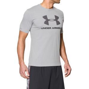 UNDER ARMOUR(アンダーアーマー) スポーツスタイルロゴTシャツ (025) 1257615|pronakaspo