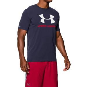 UNDER ARMOUR(アンダーアーマー) スポーツスタイルロゴTシャツ (410) 1257615|pronakaspo