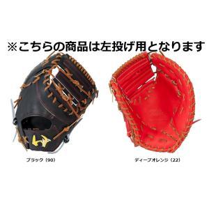 【左投げ用】WORLDPEGASUS(ワールドペガサス) 一般軟式ファーストミット グランドペガサス  一塁手用 WGNGP83K|pronakaspo