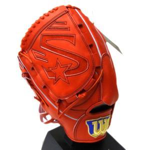【左投げ用】Wilson(ウイルソン) 一般硬式グラブ ウイルソンスタッフ DUAL 投手用 WTAHWED1S|pronakaspo