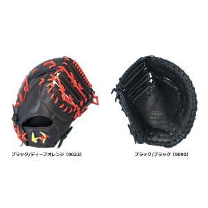 WORLDPEGASUS(ワールドペガサス) 一般軟式用ファーストミット フィールドマスター 一塁手用 右投げ用 WGNFM83|pronakaspo