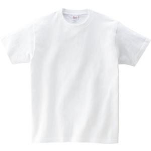 トムス 5.6オンス ヘビーウェイト Tシャツ 00085-CVT WS〜WLサイズホワイト|pronet-sports