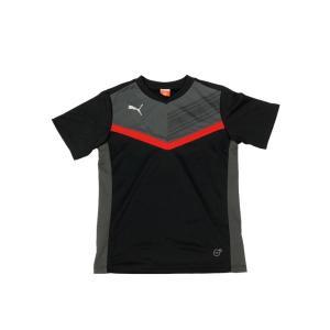 プーマ ジュニア BTS SSプラクティスシャツ 654530|pronet-sports