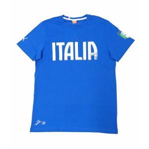 プーマ イタリア代表 FIGC グラフィックTシャツ 746235 01|pronet-sports