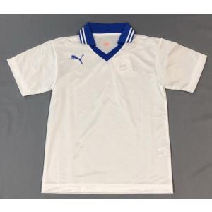 プーマ ジュニア 半袖ゲームシャツ 862173 10ホワイト|pronet-sports