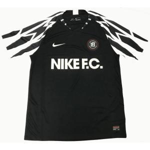 NIKE/ナイキ AS M NIKE FC TOP SS HOME ナイキFC トップ 010ブラック、100ホワイト AJ0783|pronet-sports