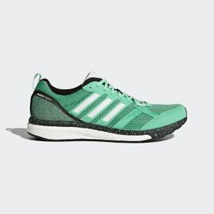 アディダス (adidas) adizero tempo boost 3 アディゼロ テンポブースト BB6436 ボールドグリーン|pronet-sports