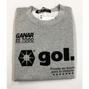 gol./ゴル スウェットシャツ LOGOS G893-704 pronet-sports