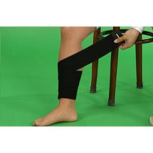 まっすぐなテープ状の伸縮サポーター。  ふくらはぎや腕の肉離れや膝、肘などの関節の固定にオススメです...
