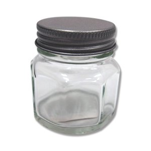 八角瓶 50ml 1個 MS-50|propack-kappa1