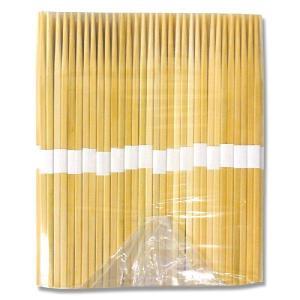 竹角箸 白帯巻 24cm|propack-kappa1