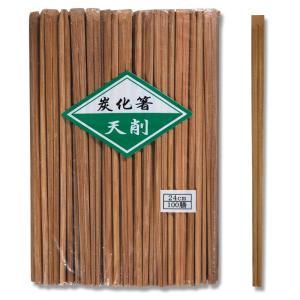 お取り寄せ 黒竹天削箸 24cm 100膳 propack-kappa1