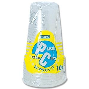 お取り寄せ プラスチックコップ HEIKO Nプラカップ 7オンス 10個 propack-kappa1