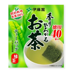 伊藤園 香りひろがるお茶 2g×40袋