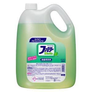 食器用洗剤 業務用 ファミリーフレッシュ 4.5L 花王|propack-kappa1