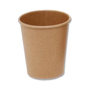 紙コップ 7オンス 業務用 容量210ml HEIKO 未晒ペーパーカップ 50個|propack-kappa1