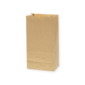 紙袋/シモジマ 角底袋 No.6 未晒無地の関連商品1