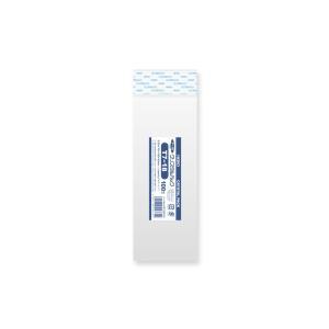 OPP袋 透明袋 テープ付 HEIKO クリスタルパック T7-18 100枚|propack-kappa1