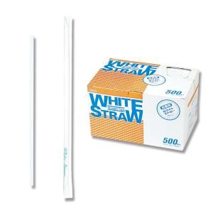 ホワイトストロー 袋入 500本