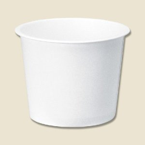 アイスクリームカップ 容器 業務用 132ml 本体 GFCi55SW 50個|propack-kappa1